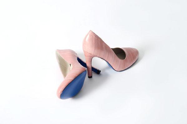 deux chaussures de luxe crées à Marseille